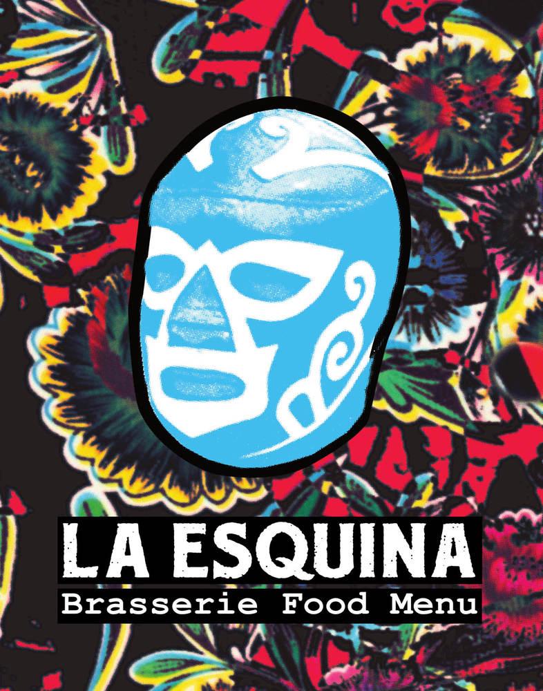 La Esquina NYC | Dine-In Menus | brasserie food