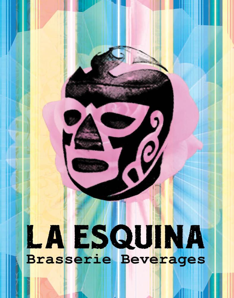 La Esquina NYC | Dine-In Menus | brasserie beverage